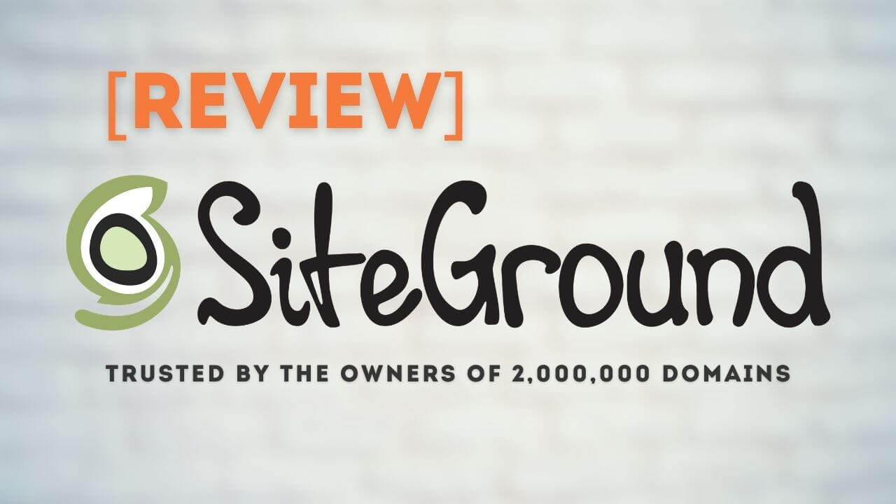 SiteGround Review In Hindi India- सबसे तेज और Powerful